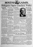 The Montana Kaimin, February 2, 1939