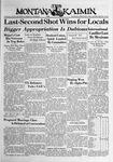 The Montana Kaimin, February 9, 1939