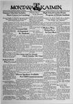The Montana Kaimin, February 14, 1939