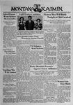 The Montana Kaimin, February 22, 1939
