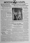 The Montana Kaimin, February 23, 1939