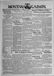 The Montana Kaimin, February 28, 1939