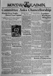 The Montana Kaimin, March 1, 1939 by Associated Students of Montana State University