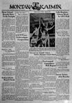 The Montana Kaimin, March 7, 1939