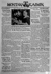 The Montana Kaimin, March 8, 1939 by Associated Students of Montana State University