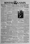 The Montana Kaimin, March 23, 1939 by Associated Students of Montana State University