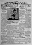 The Montana Kaimin, March 24, 1939