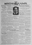The Montana Kaimin, April 4, 1939 by Associated Students of Montana State University
