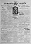 The Montana Kaimin, April 4, 1939