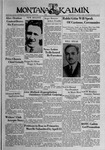 The Montana Kaimin, April 5, 1939 by Associated Students of Montana State University