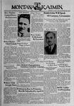 The Montana Kaimin, April 5, 1939