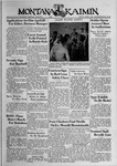 The Montana Kaimin, April 7, 1939 by Associated Students of Montana State University