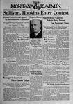 The Montana Kaimin, April 12, 1939