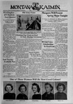 The Montana Kaimin, April 13, 1939 by Associated Students of Montana State University