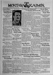 The Montana Kaimin, April 14, 1939