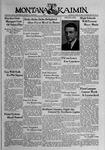The Montana Kaimin, April 18, 1939