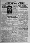 The Montana Kaimin, April 20, 1939 by Associated Students of Montana State University