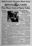 The Montana Kaimin, April 21, 1939