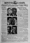 The Montana Kaimin, April 25, 1939 by Associated Students of Montana State University