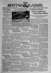 The Montana Kaimin, April 27, 1939 by Associated Students of Montana State University
