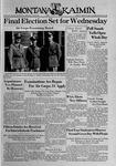 The Montana Kaimin, April 28, 1939