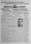 The Montana Kaimin, May 3, 1939 by Associated Students of Montana State University