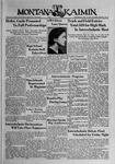 The Montana Kaimin, May 10, 1939