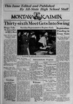 The Montana Kaimin, May 11, 1939 by All-State High School Staff