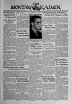 The Montana Kaimin, May 18, 1939 by Associated Students of Montana State University