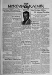 The Montana Kaimin, May 19, 1939 by Associated Students of Montana State University