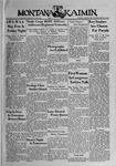 The Montana Kaimin, May 23, 1939