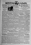 The Montana Kaimin, May 25, 1939