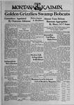 The Montana Kaimin, May 31, 1939