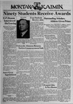 The Montana Kaimin, June 2, 1939