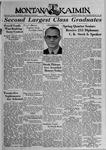 The Montana Kaimin, June 5, 1939