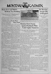 The Montana Kaimin, September 28, 1939