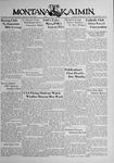 The Montana Kaimin, February 2, 1940
