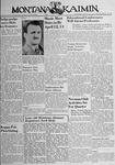 The Montana Kaimin, March 28, 1940