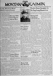The Montana Kaimin, March 29, 1940
