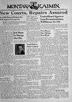 The Montana Kaimin, April 3, 1940