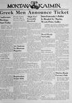 The Montana Kaimin, April 5, 1940