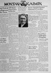 The Montana Kaimin, April 9, 1940