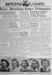 The Montana Kaimin, April 10, 1940