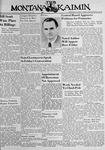 The Montana Kaimin, April 17, 1940