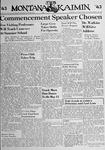 The Montana Kaimin, April 30, 1940