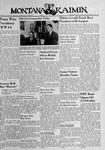 The Montana Kaimin, May 7, 1940