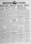 The Montana Kaimin, May 10, 1940