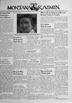 The Montana Kaimin, May 14, 1940