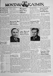 The Montana Kaimin, May 15, 1940