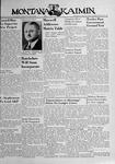 The Montana Kaimin, May 16, 1940